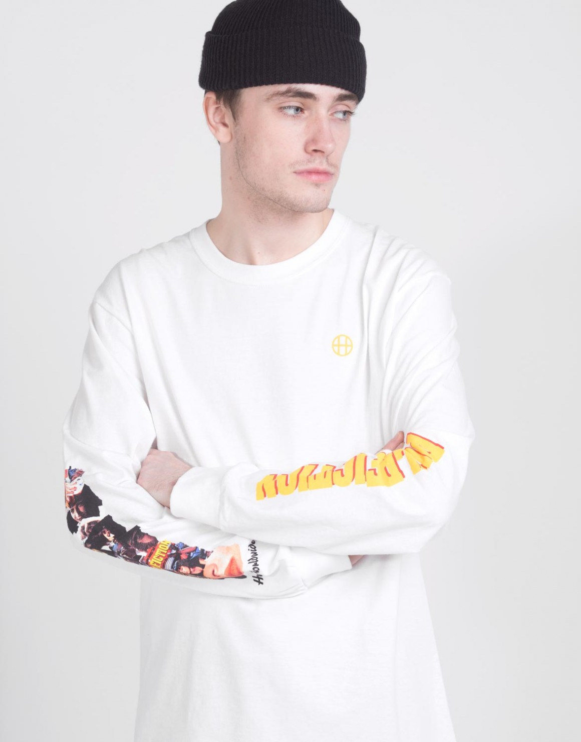 Collage L/S Tee