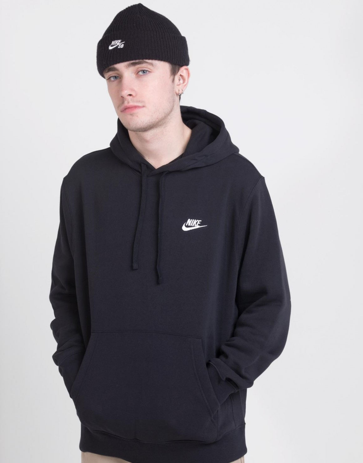 Image of   Club Pullover BB Hoodie