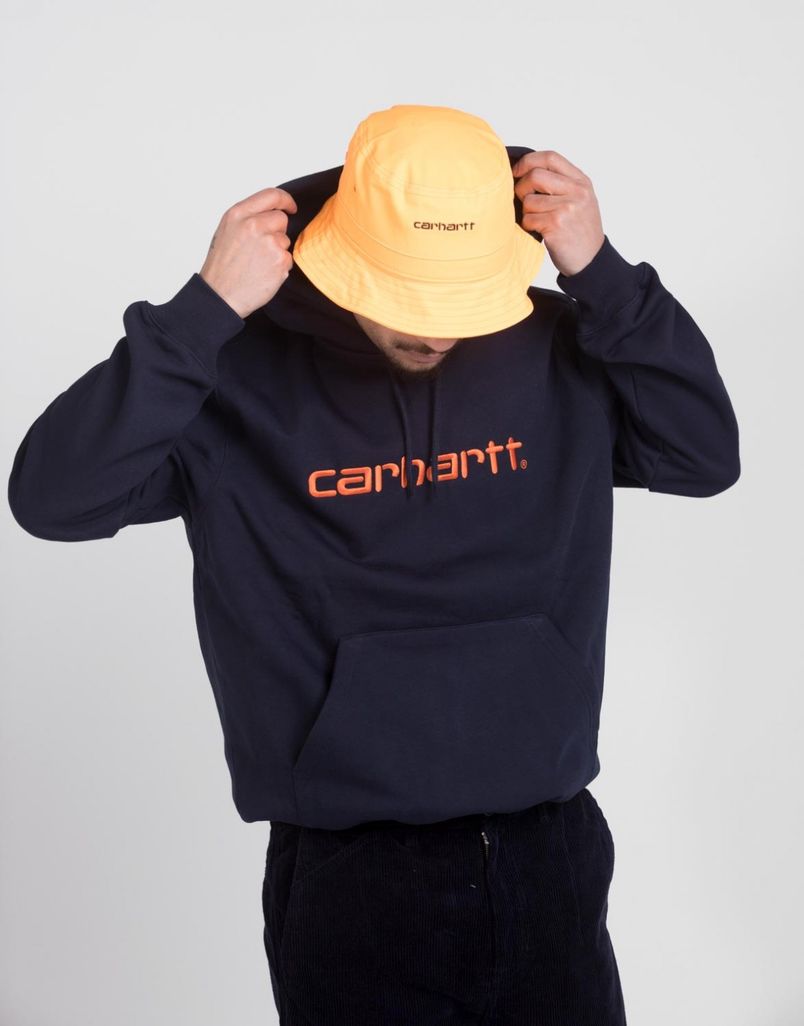 Image of   Hooded Carhartt Sweat
