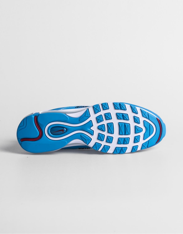 Nike Air Max 97 Premium Blue Hero 312834 401