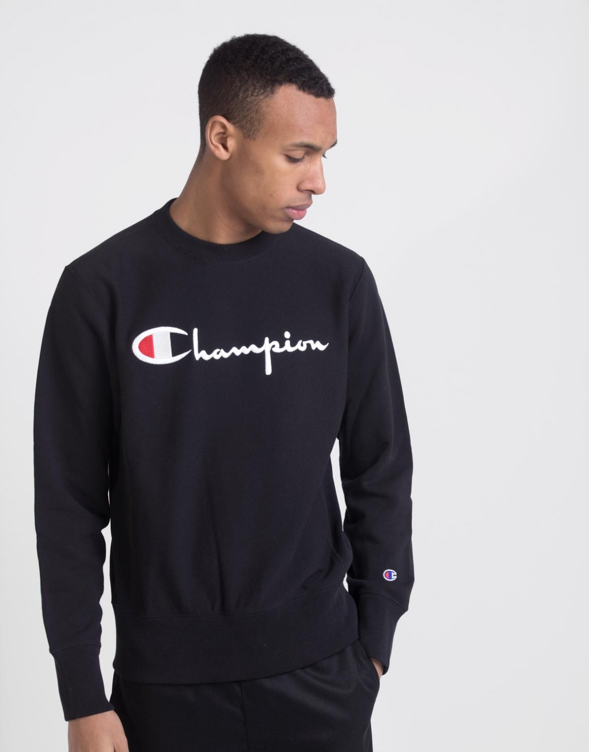 Image of   Crewneck Big Logo Sweatshirt