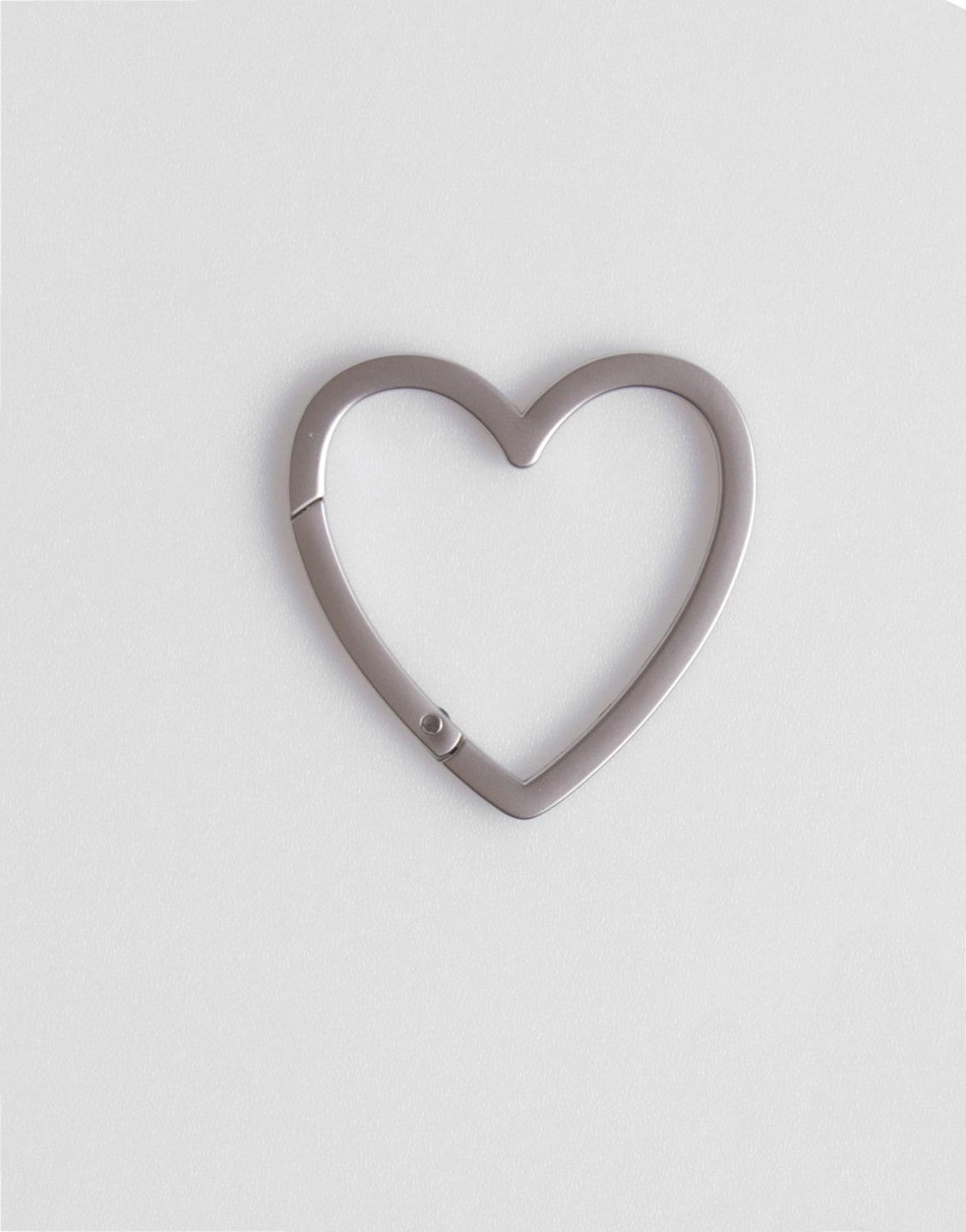 Image of   Heart Carabiner