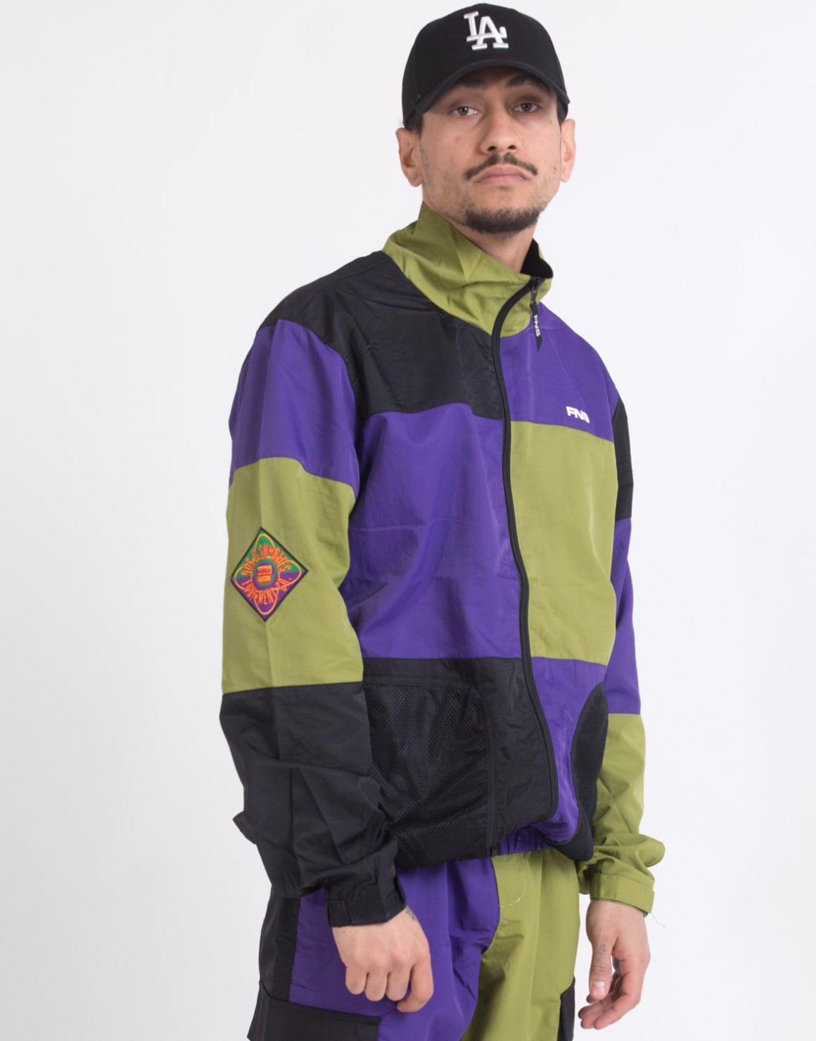 Image of   Most Wanted Windbreaker