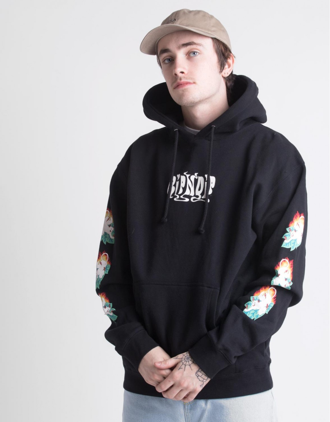 Image of   Fuego Hoodie