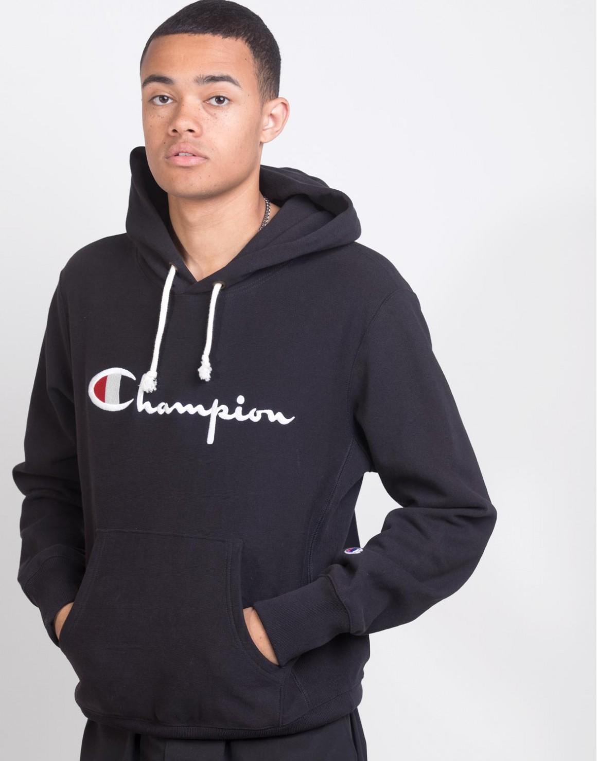 Champion Hood Big Logo
