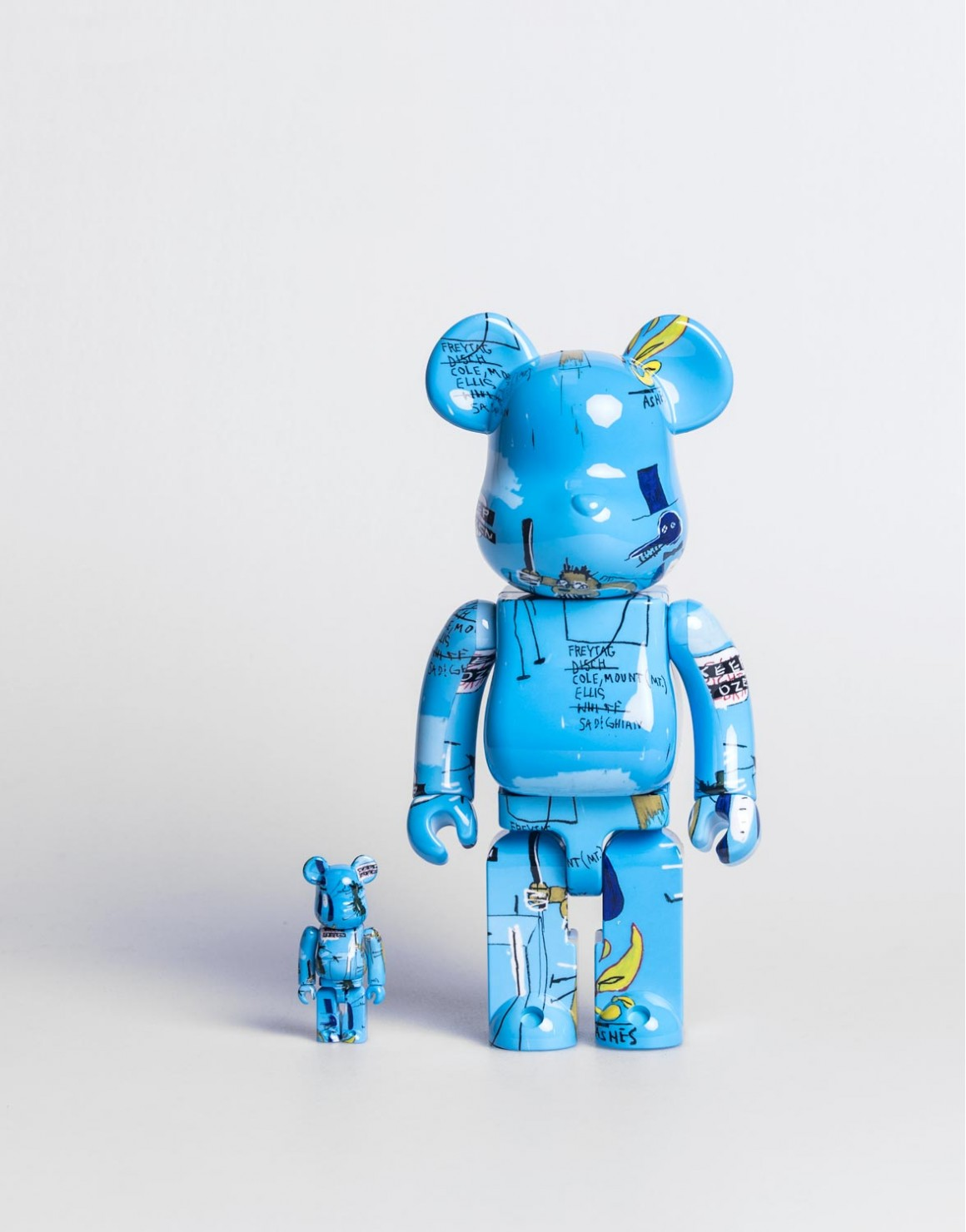 Jean Michel Basquiat Be@rbrick