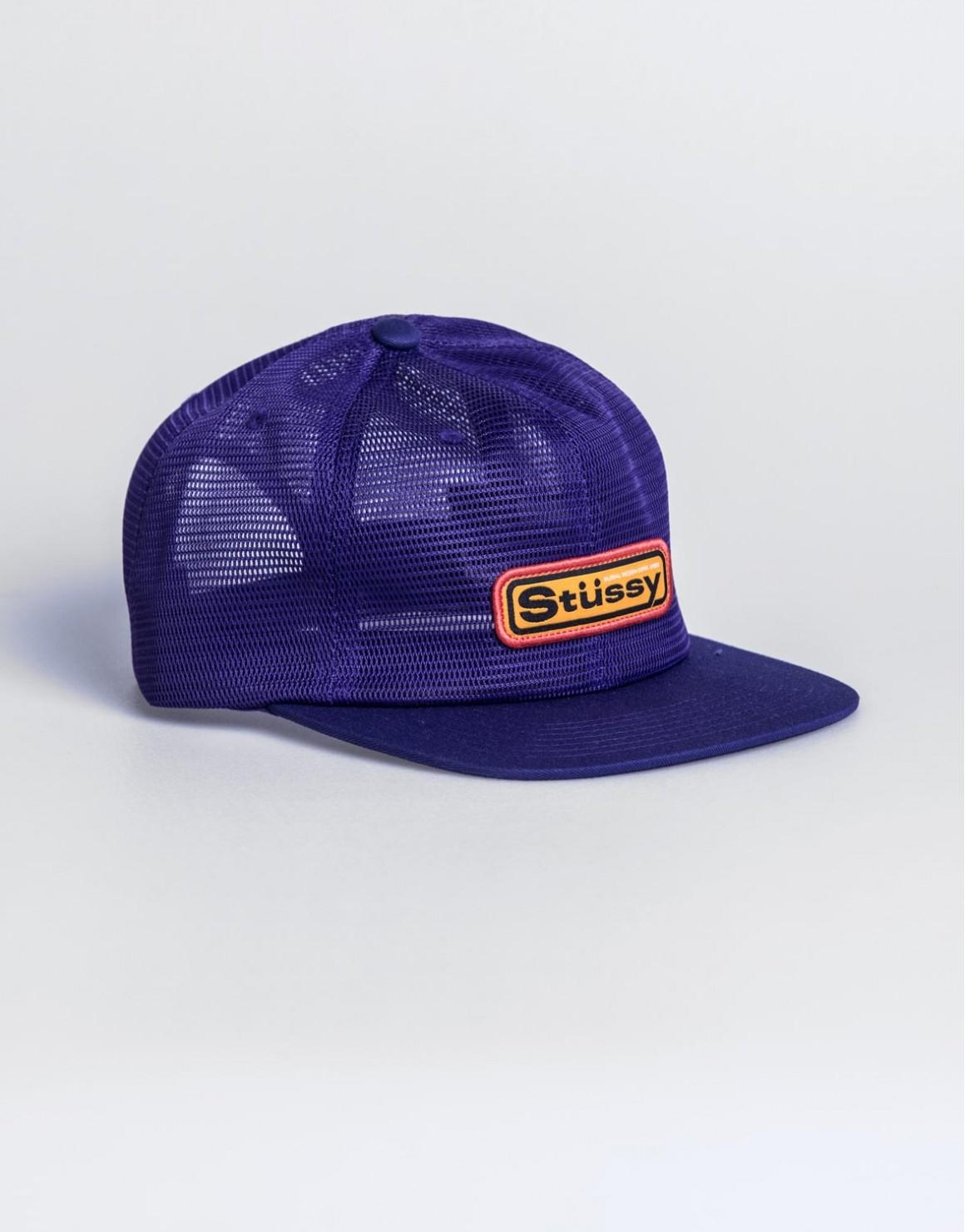 Full Mesh Cap