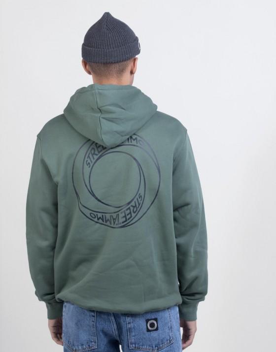 Orbit Logo Hoodie