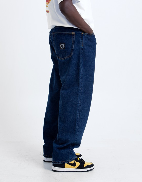 Orbit Patch Jeans