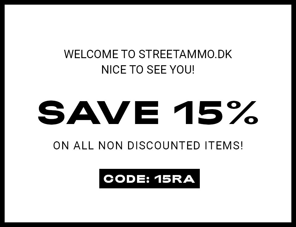 Save 15% with promo code: 15RA
